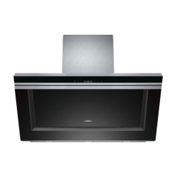 Siemens iQ700 90 cm Black Inclined Brand Design Hood