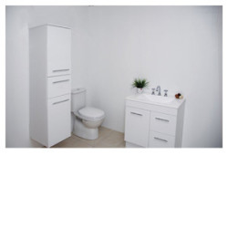 Trend Bathroom & Kitchen Centre Fraser Tallboy 400mm Wall Hung Fraser  Tallboy 400mm Wall Hung