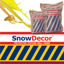 Snowcem Paints Snow Decor