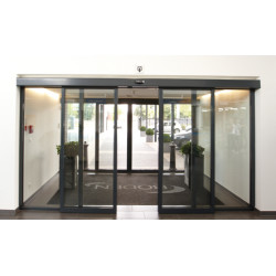 Geze GEZE Linear Sliding Door Powerdrive PL / PL-FR