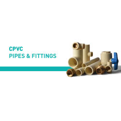 Precision Pipes & Fittings CPVC Pipes & Fittings IMAGE
