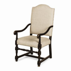 Century Furniture Wendover William & Mary Arm Chair