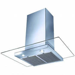 Faber Glassy Sil-K BKL LTW 90 - Kitchen Chimneys and Hoods