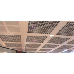 P.R. Ceiling Products Open Cell Ceiling System