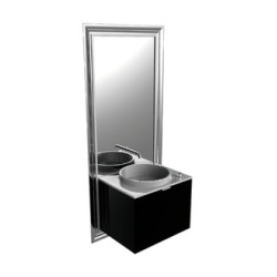 Emco Emco Touch 600 Classic Without Electro-Package washbasin countertop