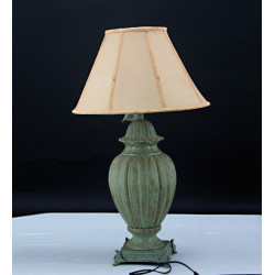 Stories  Uttermost Tavernola Crackled Table Lamp  Image 1