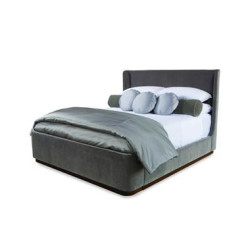 Century Furniture Yvette Uph King Bed I3-146
