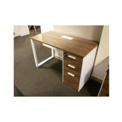 Boss's Cabin Linz 4 Ft. Work Desk With Storage - Bctlz-10 IMAGE