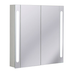 Lavo Electric Mirrored Cabinet 800mm
