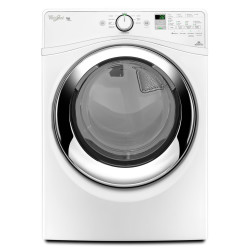 Whirlpool 7.3 cu. ft. Electric Dryer with Wrinkle ShieldPlus Option