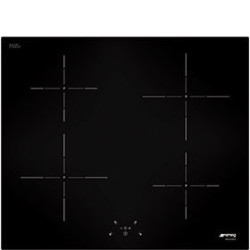 Smeg Hob, 60cm, Induction, Black Hob, 60 cm, Induction, Black