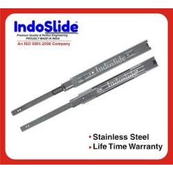 Indoslide Stainless Steel Telescopic Channel