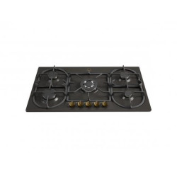 La Germania 90mm 5-Burners Gas Hob 90 5-Burners Gas Hob