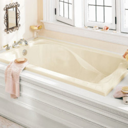 Cadet 60 Inch by 36 Inch Bathtub