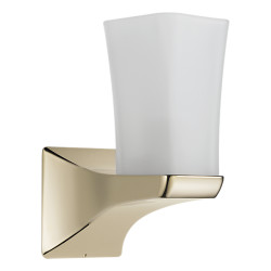 Delta Single Light Sconce