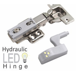 Harrison Led Hydraulic Hinges