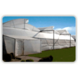 Agro Vision Multispan Greenhouse With Top Ventilation IMAGE