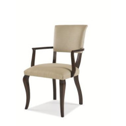 Century Furniture  Clay Arm Chair