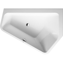 Duravit Bathtub Paiova 5 white