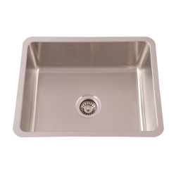 Futura Undermount Kitchen Sinks Square Sinks