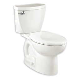 American Standard Cadet 3 Compact Right Height Elongated 1.6 gpf Toilet