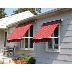 Systems Drop Arm Awnings IMAGE