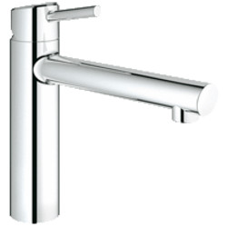 Grohe Concetto  Single- Lever Sink Mixer 1/2 Concetto  Single- Lever Sink Mixer 1/2""