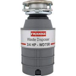 Franke Waste Disposers WD75RC