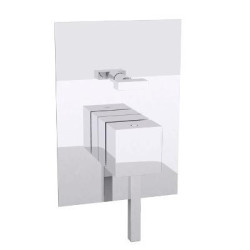 Porcelanosa Pressure balance with diverter