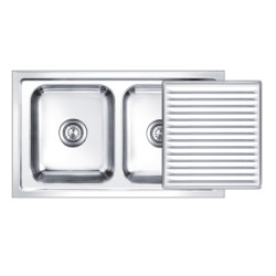 Nirali Super Slider Kitchen Sink