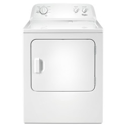 Whirlpool 7.0 cu. ft. Top Load Paired Dryer with the Wrinkle Shield Option