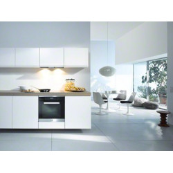 Miele Oven With Electronic Clock And Moisture Plus For Perfect Cooking Results