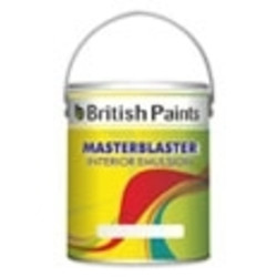 British Paints MasterBlaster -Interior Emulsion