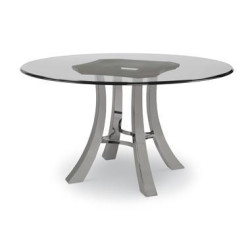 Century Furniture Metal Dining Table Base For Wood Tops
