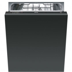 Smeg Dishwasher, Built In Fully Integrated, 12 Place Settings, 60cm, Energy Rating A+