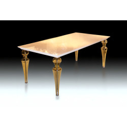 Seguso Coloniale Table Light table