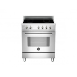 Bertazzoni 30 4-Induction Zones, Electric Self-Clean oven