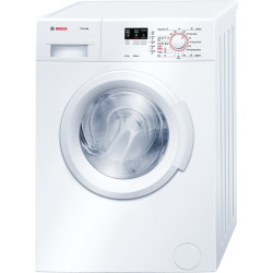 Bosch Serie-2 6 kg, 800rpm, White Front Load Washing Machine Classic Range 2 WAB16060IN Frontloader 60 cm