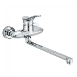 Benelave Single lever Sink Mixer Wall Mounted