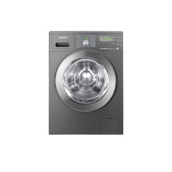 Samsung Front Loading With Eco Bubble, 9 Kg WD0904W8Y1 Front Loading  Washing Capacity-9.0kg