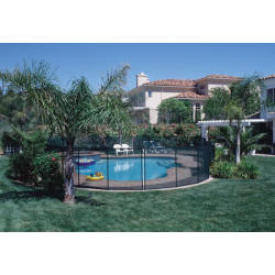 GLI Pool Products Inground Protect-A-Pool Safety Fence IMAGE