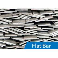 Radha TMT MS Flat Bars