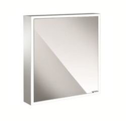 Emco  Mirror Cabinet Prime, 600 Mm, 1 Door, Wall-Mounted Version, IP 20LENGTH mirror cabinet