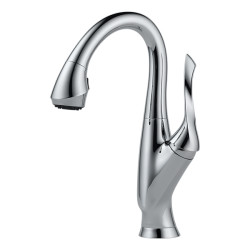 Brizo Single Handle Pull-Down Prep Faucet