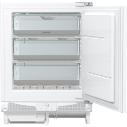 Gorenje  FIU6091AW Built-in undercounter upright freezer