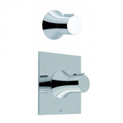 Vado Thermostatic Valve With Separate Flow Valve