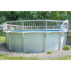 GLI Pool Products Protect-A-Pool Above Ground Safety Fence IMAGE