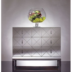 Century Furniture Mirrored Drawer Chest 55A-709