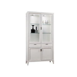 Selva  Collector's china cabinet Eliza