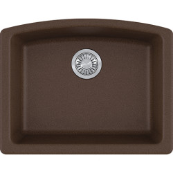 Franke Ellipse ELG11022MOC Fragranite Dark Brown